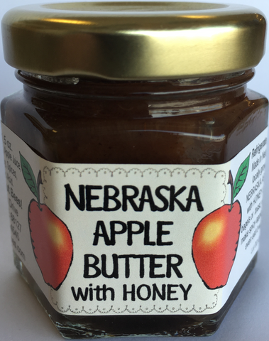 Mini Nebraska Apple Butter 1.5 oz