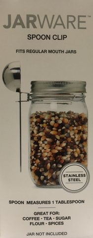 Jarware Mason Jar Scoop Stainless Steel