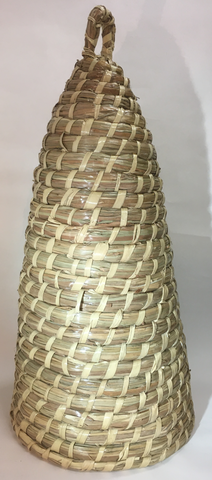 Decor Bee Hive Skep Extra Tall