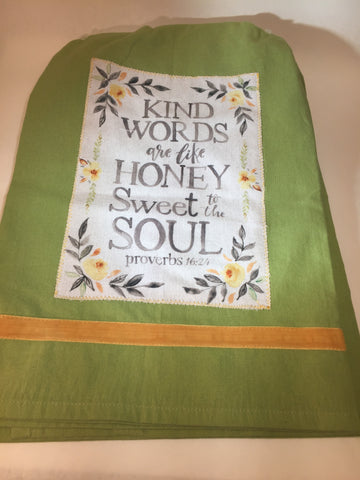 Dish Towel -  Like Honey