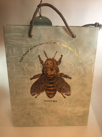 Bee Giving Large Gift Bag