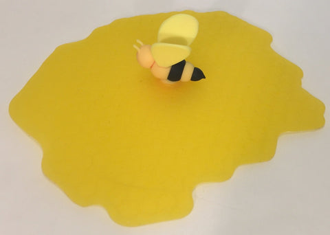 Kitchen Magic Cup Cap, Honey Bee