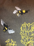 Bee Oven Mitt and Dish Towel Set