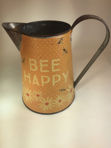Bee Happy small pitcher