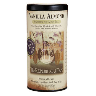 Black Tea - Vanilla Almond