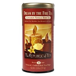 Tea Red Dream By The Fire Bags