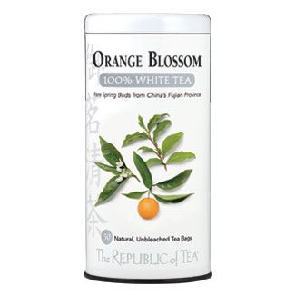 White Tea - Orange Blossom