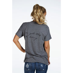 YOU GOT THIS Be Daring Graphic Tee | SIGNED NOELLE | - DARING Collection by Noelle Nieporte  - 1