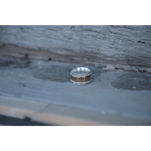 Spinner Ring | You Got This | SIGNED NOELLE - DARING Collection by Noelle Nieporte  - 1