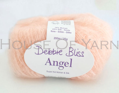 Debbie Bliss Angel 15 Pale Pink
