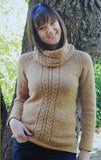 Rare Yarns Leaflet - Lola Sweater