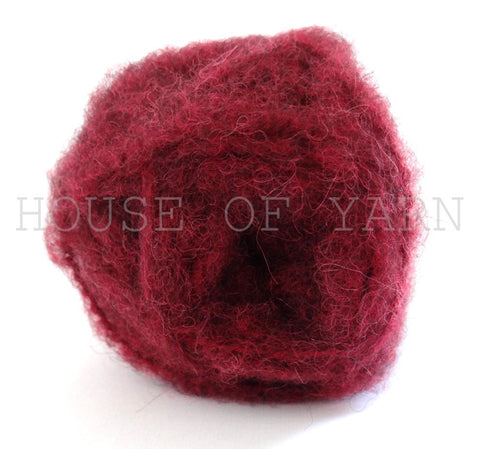 Rare Yarns Brushed 335 Cherry