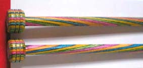 5.00mm 30cm Symfonie Knitting Needles