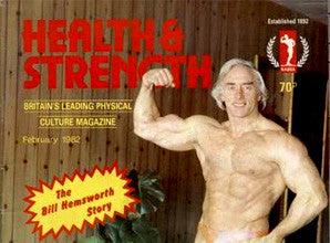 RIP British Bodybuilding Legend Bill Hemsworth