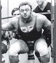 The Strength of Bill Kazmaier - Strength Legend