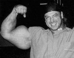 Strongman Manfred Hoeberl - Biggest Arms of All Time