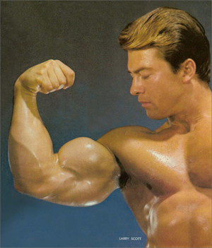 RIP Bodybuilding Legend Larry Scott