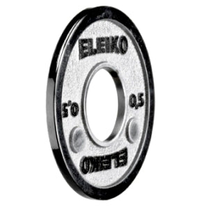 0.5kg Fractional Olympic Weight Plate - Eleiko