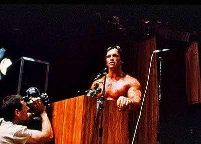 1980 Mr Olympia - Arnold Speech