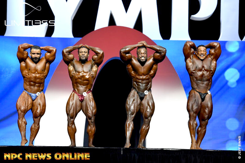 2019 Mr Olympia Competitors