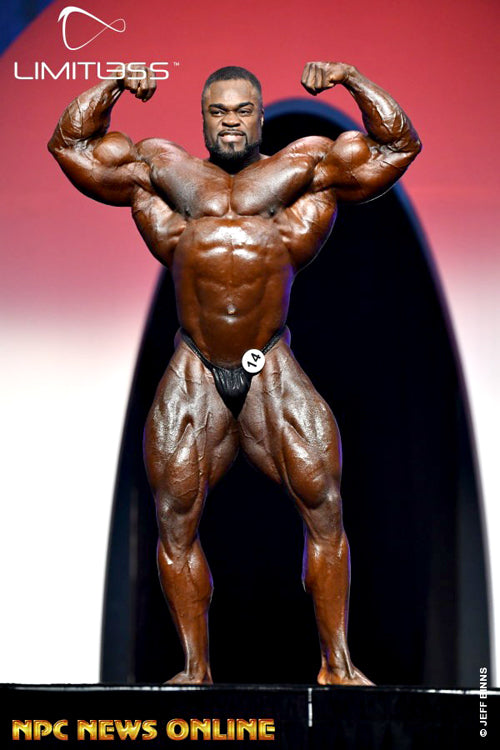 Brandon Curry - 2019 Winner of the Mr Olympia