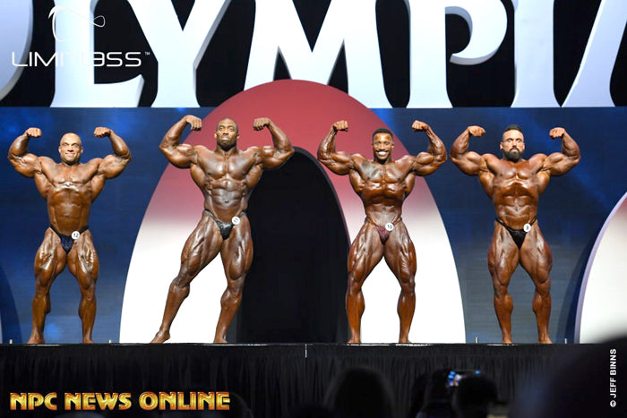 2019 Mr Olympia Comparisons - Cedric McMillan vs Patrick Moore