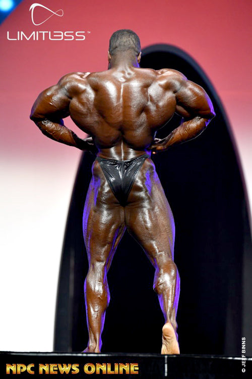 Brandon Curry - 2019 Mr Olympia Winner