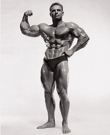 Amazing Chuck Sipes Physique