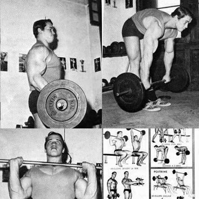 Young Arnold Training in the Army in 1966