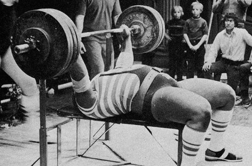 Big Jim Williams - Powerlifting Legend