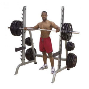 Body-Solid Commercial Multi-Press and Squat Rack