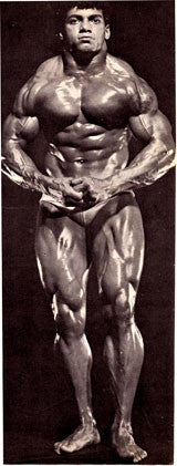 Bodybuilding Legend Harold Poole