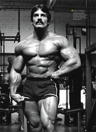 Bodybuilding Legend Mike Menzter