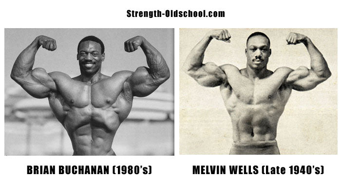 Brian Buchanan and Melvin Wells - Golden Aesthetics