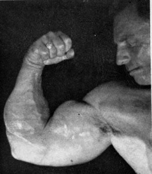 Chuck Sipes Arms
