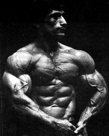 Danny Padilla - Most Muscular 1981 Mr Olympia