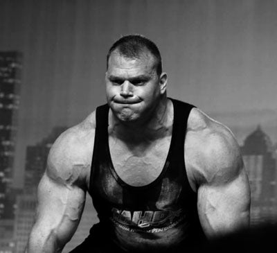 Strongman Derek Poundstone Interview – Strength OldschoolDerek Poundstone Diet