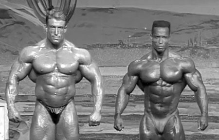 Dorian Yates vs Shawn Ray