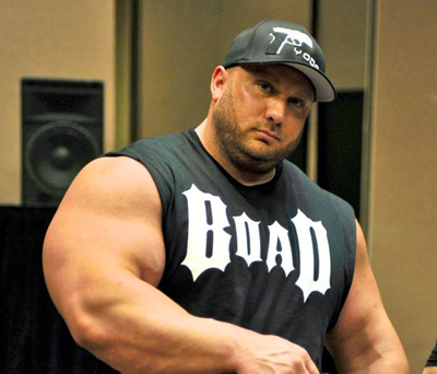 Eric Spoto - Raw Bench Press World Record Holder