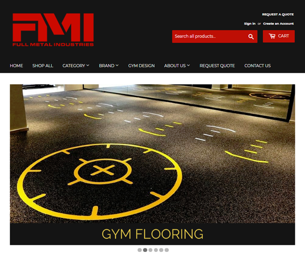 WARNING - FMI - Full Metal Industries Gym Equipment - DO NOT BUY FROM THIS COMPANY