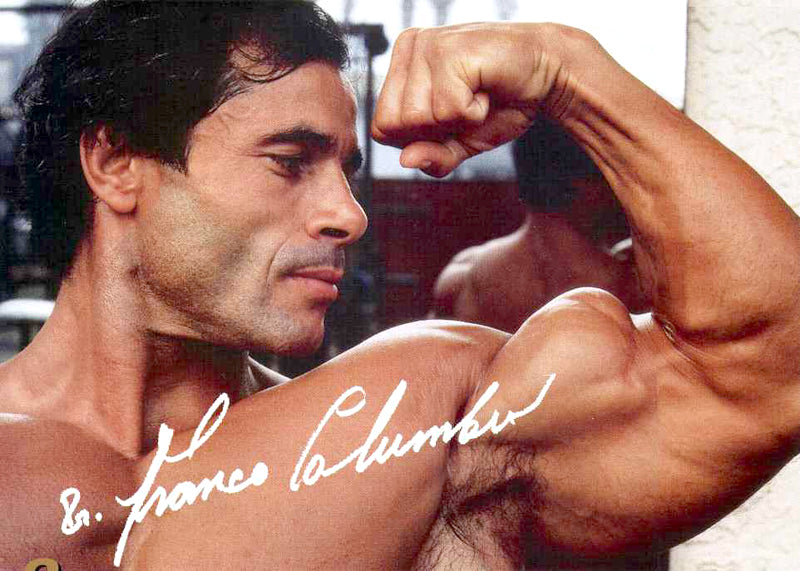 RIP Franco Columbu - Died aged 78 from drowning