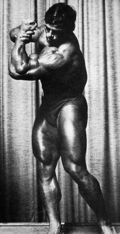 Franco Columbu - RIP