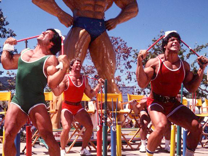 1977 Worlds Strongest Man Contest