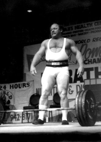 Fred Hatfield - Powerlifting Legend