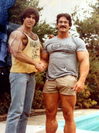 Huge Mike Mentzer