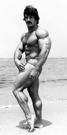 Bodybuilding Legend Mike Mentzer