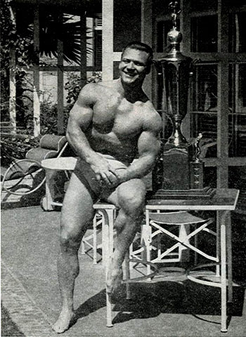 Bodybuilding Legend John C Grimek
