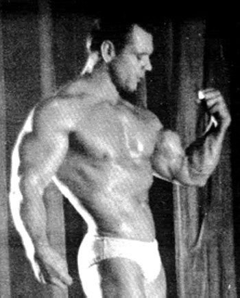 Bodybuilding Legend John Grimek