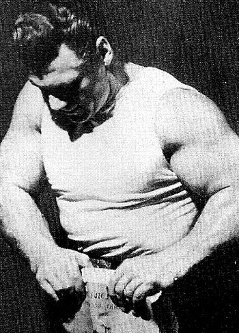 John Grimek Strength