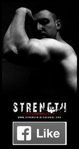 Like Strength Oldschool on Facebook